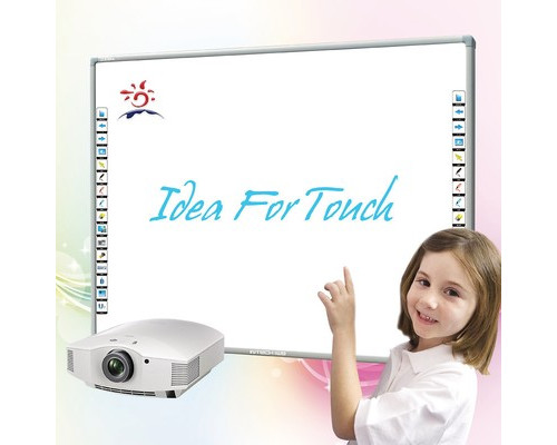 Доска интерактивная ScreenMedia SR-9093 - (610852К)