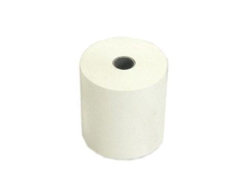 Чековая лента из термобумаги ProMega 80 мм диаметр 60-62 мм намотка 60 м втулка 18 мм 6 штук в упаковке - (487543К)