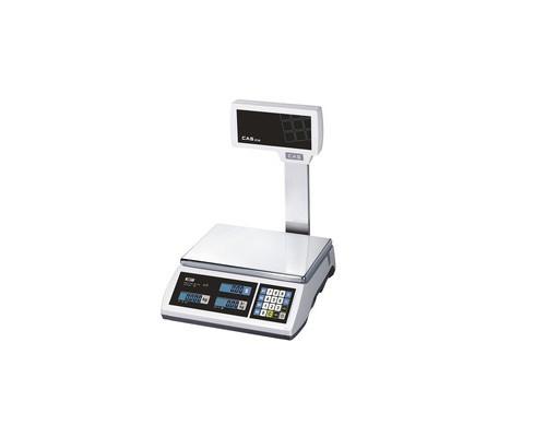 Весы торговые CAS ER-Jr-15CBU - (490253К)