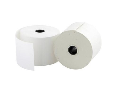 Чековая лента из термобумаги ProMega 44 мм диаметр 50-52 мм намотка 40 м втулка 12 мм 20 штук в упаковке - (487527К)