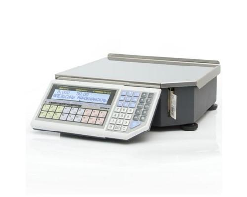 Весы торговые Штрих Принт ФI 15 2.5 д2и1 v.4.5 c печатью - (488496К)
