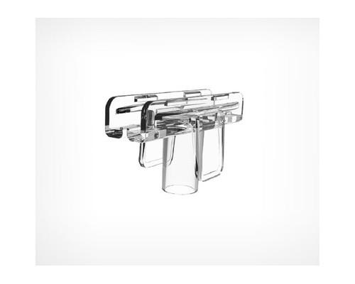 Ценникодержатель T-образный для пластиковой рамки 10 штук в упаковке - (436419К)