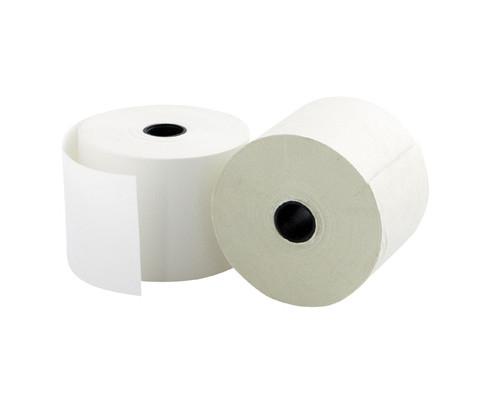 Чековая лента из офсетной бумаги ProMega 44 мм диаметр 60 мм намотка 28-30 м втулка 12 мм 20 штук в упаковке - (44963К)
