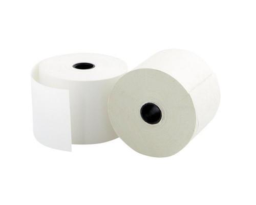 Чековая лента из офсетной бумаги ProMega 44 мм диаметр 50 мм намотка 20 м втулка 12 мм 20 штук в упаковке - (487546К)