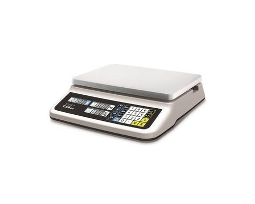 Весы торговые CAS PR-15B LCD - (679597К)