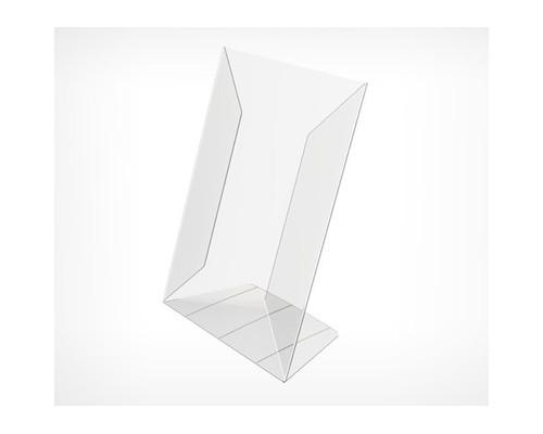 Держатель для информации L-образный формата А5 - (644728К)