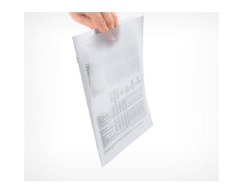 Карман для ценника пластиковый А4 10 штук в упаковке - (436417К)